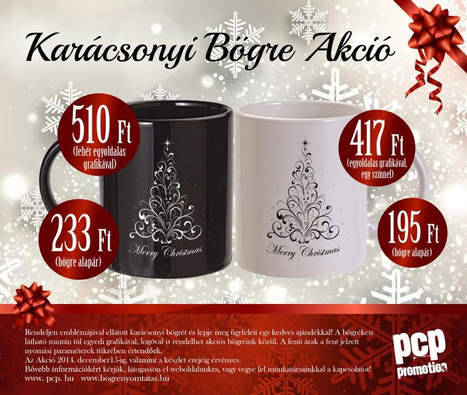 9bdcde64e3 Idén Karácsonykor két legnépszerűbb standard bögrénk igazán kedvező áron  rendelhető! Használja ki az alkalmat, és rendeljen ügyfelei, partnerei, ...